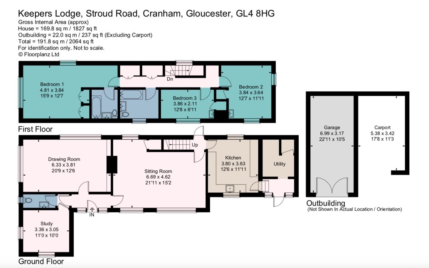Keepers Lodge, Cranham, GL4 8HG - Sharvell Property