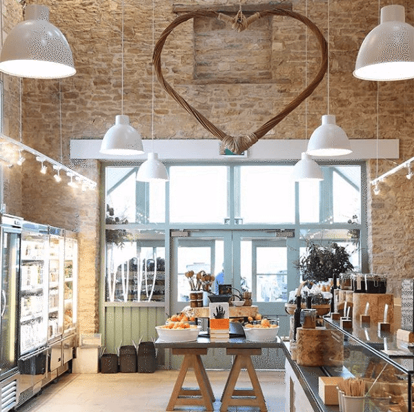 review Daylesford Organic Cotswolds