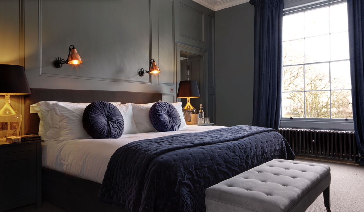 No131 Hotel and Restaurant in the heart of Cheltenham, The Cotswolds