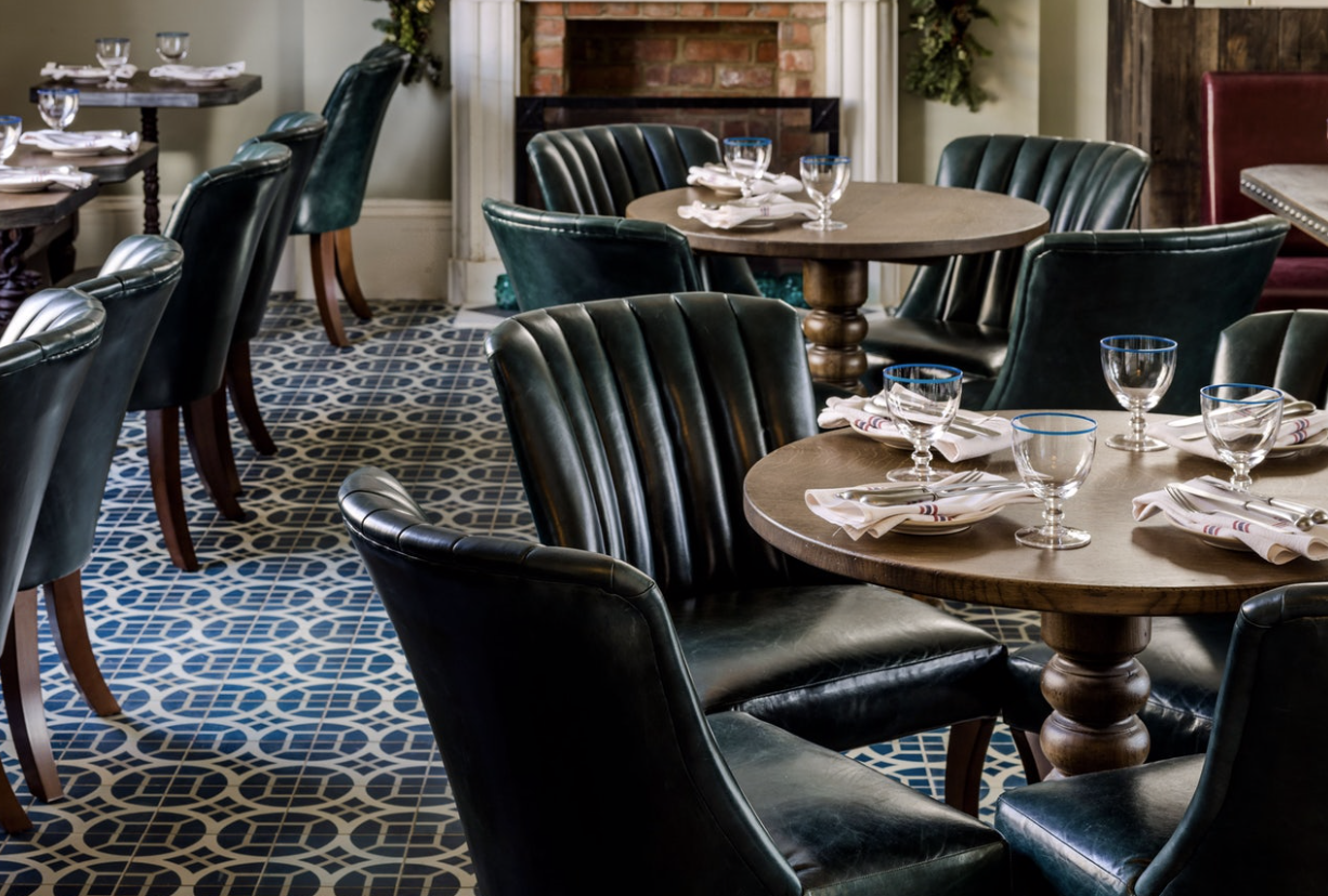 No131 hotel dn restaurant in Cheltenham, The Cotswolds